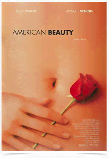 Poster Cinema Filme American Beauty
