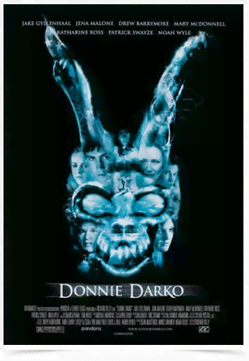 Poster Cinema Filme Donnie Darko