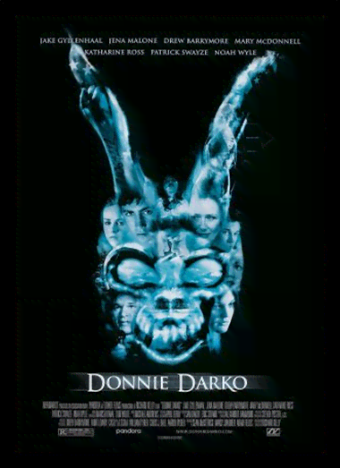 Quadro Poster Cinema Filme Donnie Darko