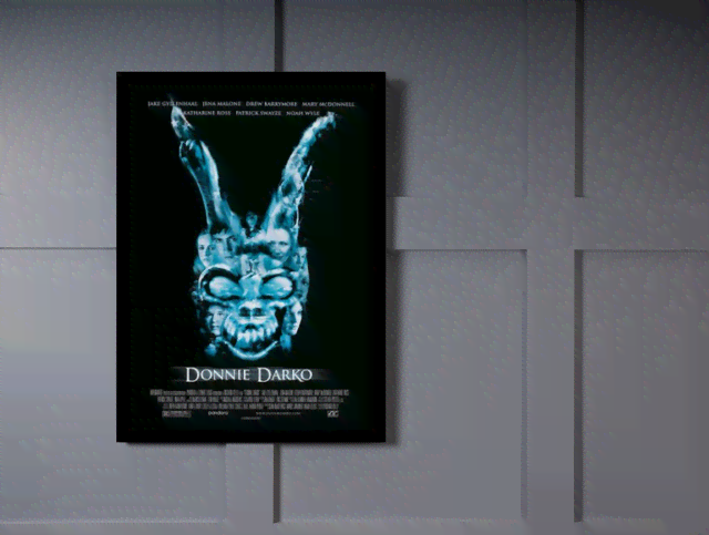 Quadro Poster Cinema Filme Donnie Darko na internet