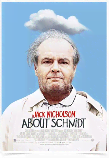 Poster Cinema Filme About Schmidt