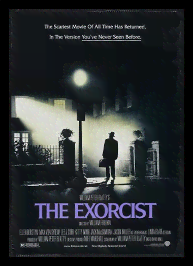 Quadro Poster Cinema Filme The Exorcist