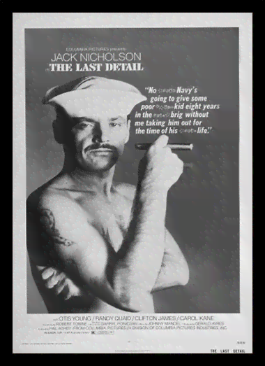 Quadro Poster Cinema Filme The Last Detail