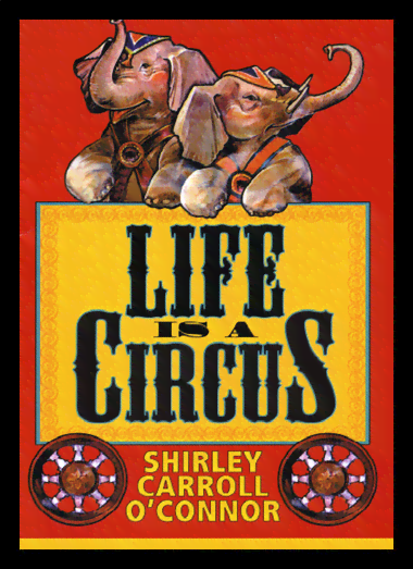 Quadro Poster Cinema Life is a Circus