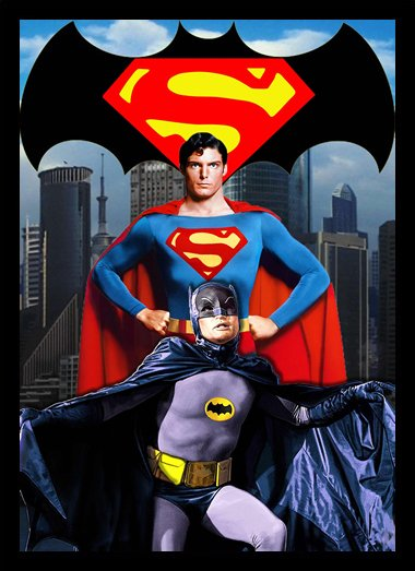 Quadro Poster Cinema Batman vs Superman 4