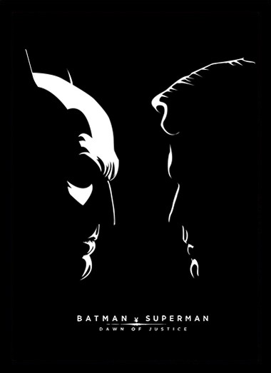 Quadro Poster Cinema Batman vs Superman 5