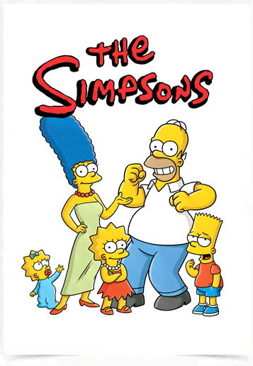 Poster Cinema Simpsons 7