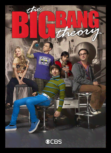 Quadro Poster Cinema The Big Bang Theory 4