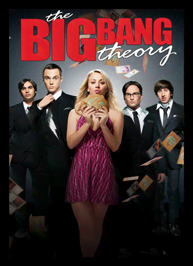 Quadro Poster Cinema The Big Bang Theory 6