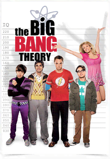 Poster Cinema The Big Bang Theory 10