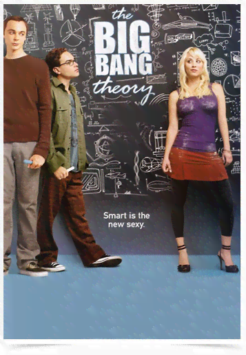 Poster Cinema The Big Bang Theory 12
