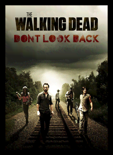 Quadro Poster Cinema The Walking Dead 1