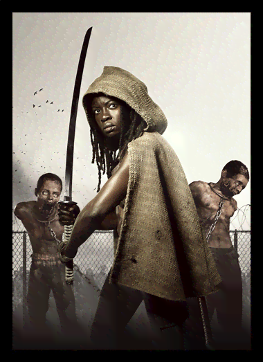 Quadro Poster Cinema The Walking Dead 2