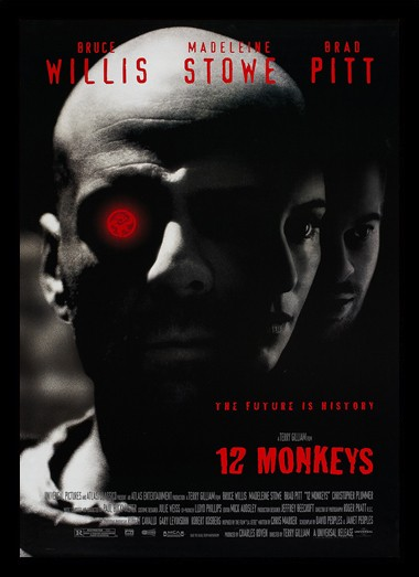 Quadro Poster Series 12 Monkeys 4