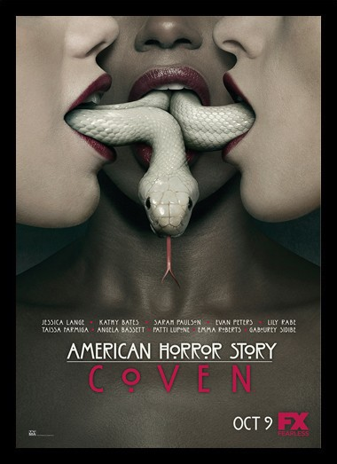 Quadro Poster Series American Horror Story Coven