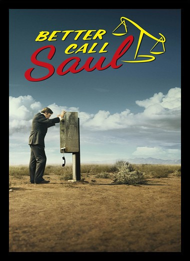 Quadro Poster Series Better Call Saul 4
