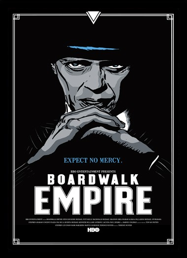 Quadro Poster Series Boardwall Empire 4