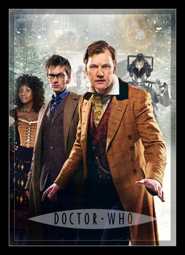 Quadro Poster Series Doctor Who 3