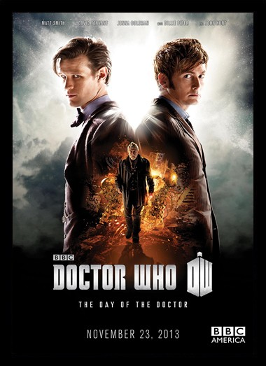 Quadro Poster Series Doctor Who 9