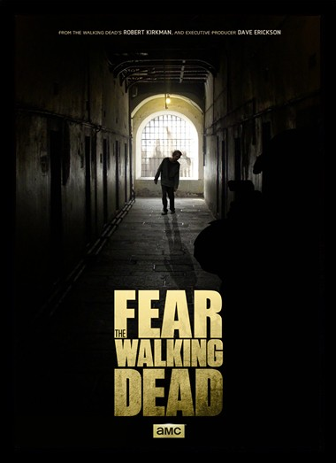 Quadro Poster Series Fear The Walking Dead 2