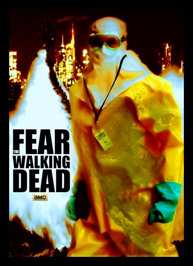Quadro Poster Series Fear The Walking Dead 3
