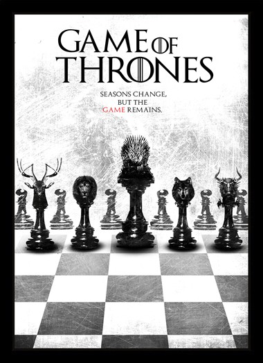 Quadro Poster Series Game of Thrones 18