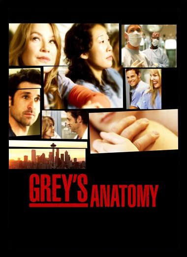 Quadro Poster Series Greys Anatomy 1