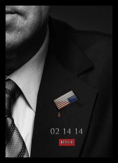 Quadro Poster Series House of Cards 5