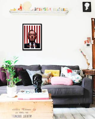 Quadro Poster Series House of Cards 7 - comprar online