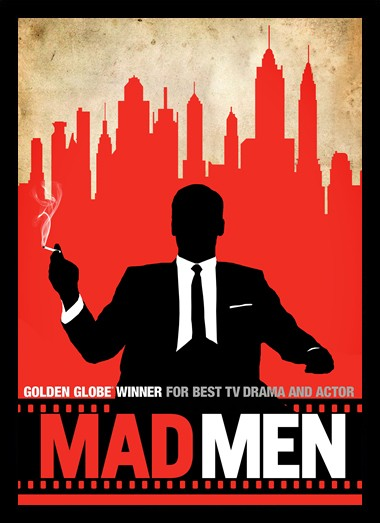 Quadro Poster Series Mad Men 7