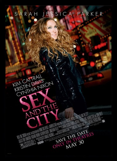 Quadro Poster Series Sex and the City 4