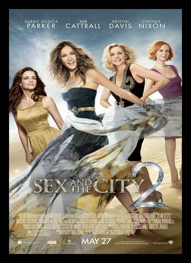 Quadro Poster Series Sex and the City 7