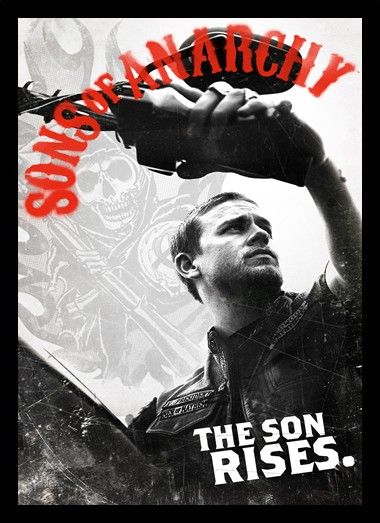 Quadro Poster Series Sons of Anarchy 7