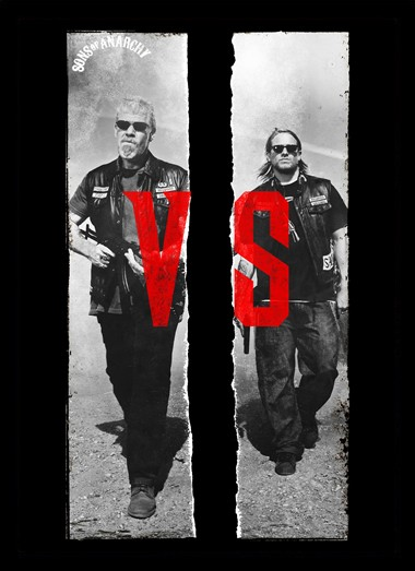 Quadro Poster Series Sons of Anarchy 9