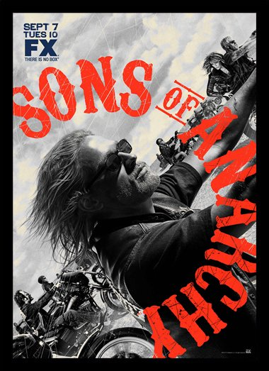 Quadro Poster Series Sons of Anarchy 11