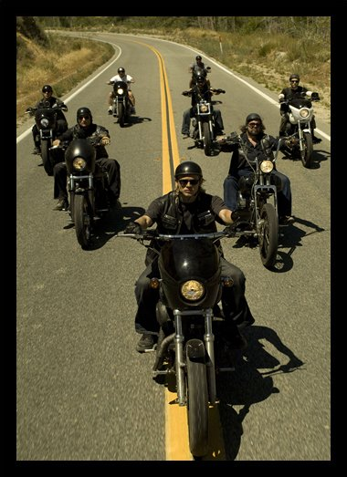 Quadro Poster Series Sons of Anarchy 14