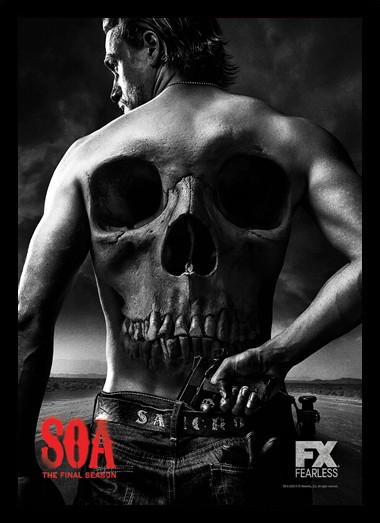 Quadro Poster Series Sons of Anarchy 16