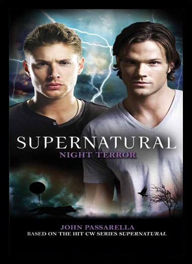 Quadro Poster Series Supernatural 5