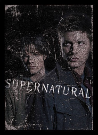 Quadro Poster Series Supernatural 10