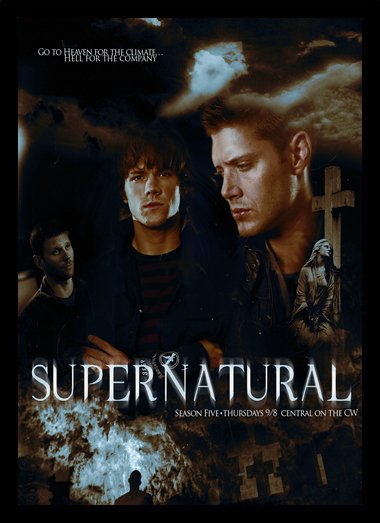 Quadro Poster Series Supernatural 12