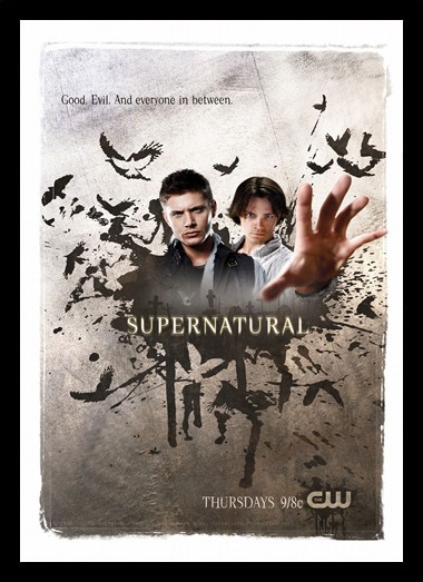 Quadro Poster Series Supernatural 13