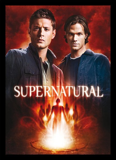 Quadro Poster Series Supernatural 15