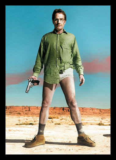 Quadro Poster Series Breaking Bad 30