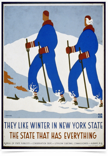 Poster Esportes The State That Has Sky