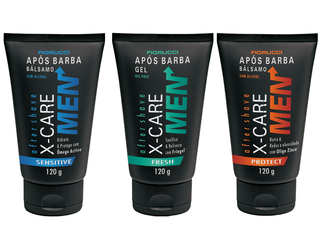 Após Barba X-Care Men 120 g