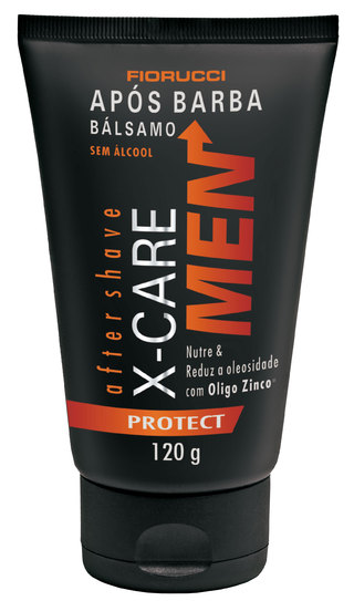 Após Barba X-Care Men 120 g na internet