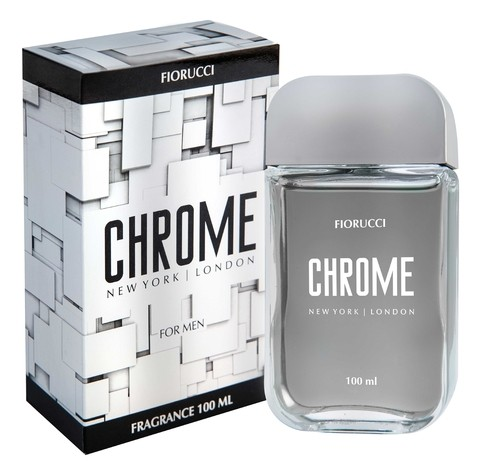 Deo Colônia Chrome 100ml