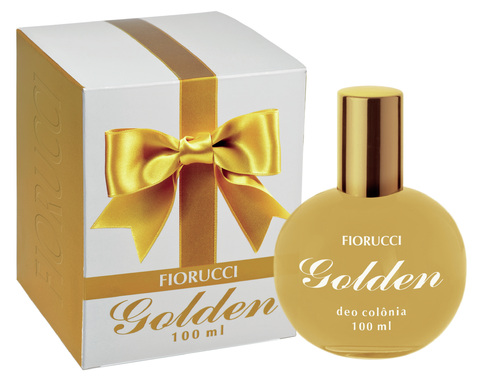 Deo Colônia Golden 100 ml