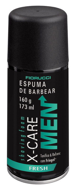Espuma de Barbear X-Care men 160 g - comprar online