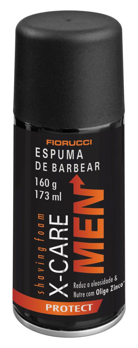 Espuma de Barbear X-Care men 160 g na internet